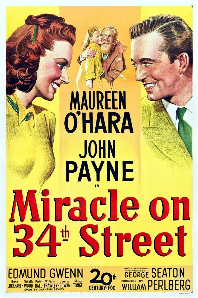 Miarcle on 34th Street