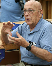 Photo: Jack Enders located information on the Jerry-Rig mentioned at the May meeting. He talked about their products and ...
