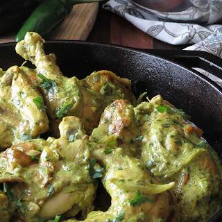 Paleo Bangalore Chicken Curry Recipe