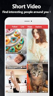 Nonolive - Live streaming - náhled