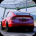 Drive Tesla Model X P90D Car Simulator icon