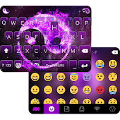 Tai Chi Emoji Keyboard Theme