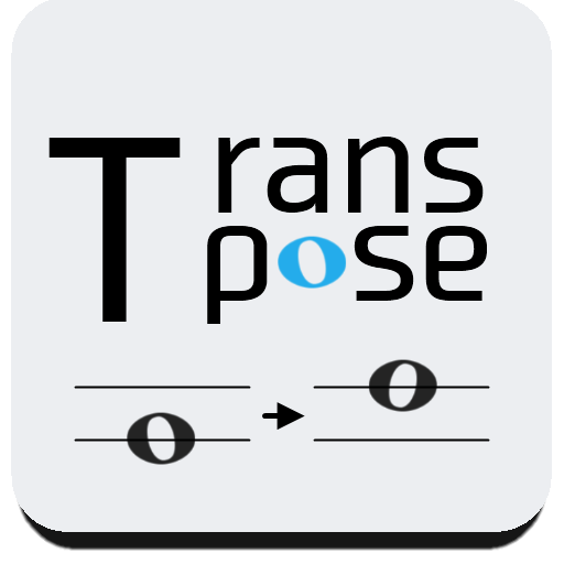 Sheet Music Transposition - Apps on Google Play