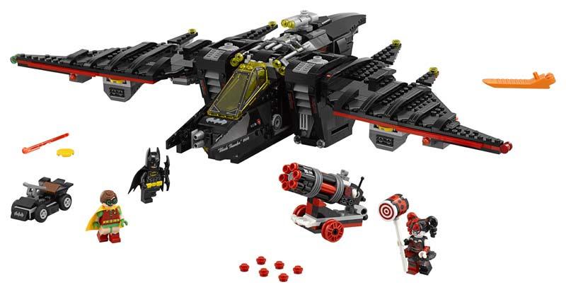 Contenido de Lego® 70916 Batwing