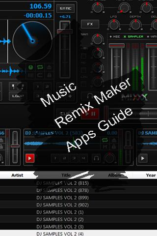 Music Remix Maker Apps Guide