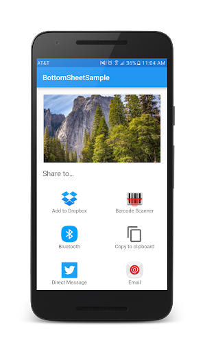 玩免費程式庫與試用程式APP|下載BottomSheet Sample app不用錢|硬是要APP