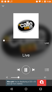 La Calle 92.5 FM - náhled