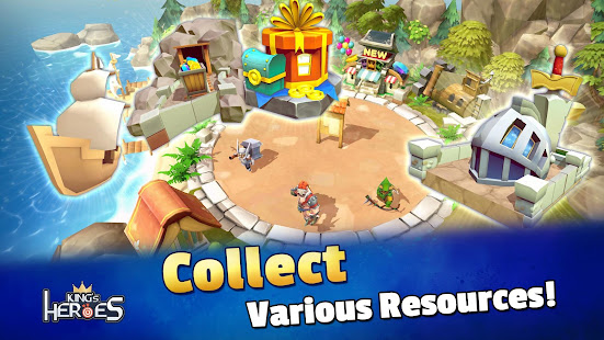 Mod Game King's Heroes for Android