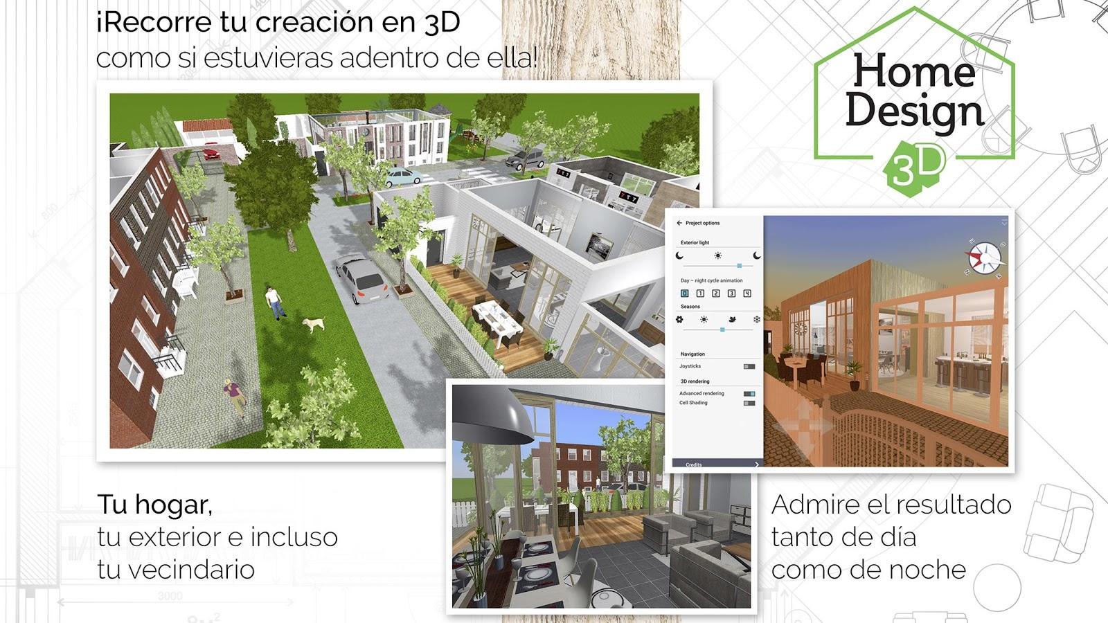 Home Design 3D - FREEMIUM - Aplicaciones Android en Google Play