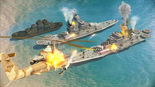 Gunship War 3D: Helicopter Battle  screenshots 1