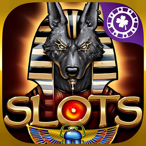 Slot Games: Pharaoh's Plunder!
