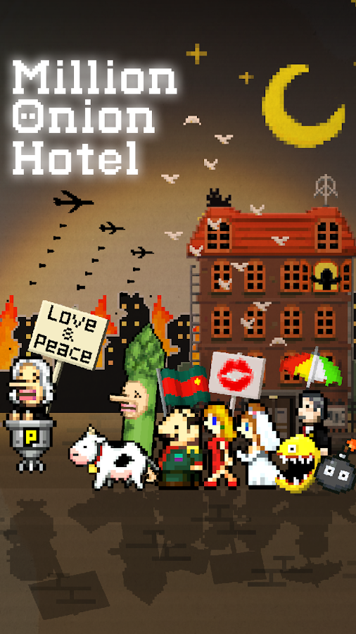 Million Onion Hotel- screenshot