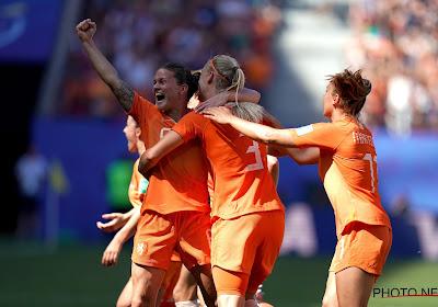 La Belgique ne sera pas le seul Sparring Partner des Pays-Bas avant les Jeux