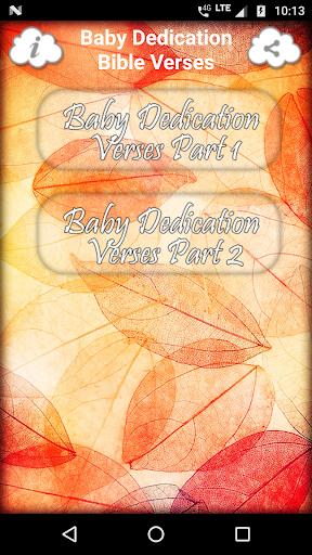 Download Audio Bible Verses for Baby Dedication Google Play