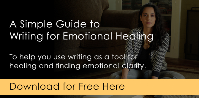 A Simple Guide to Writing for Emotional Healing