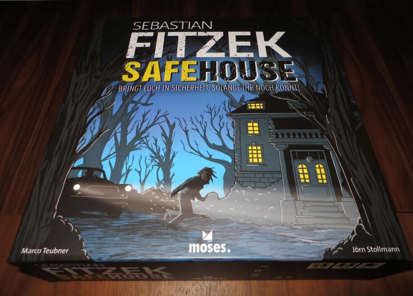 Safehouse Cover
