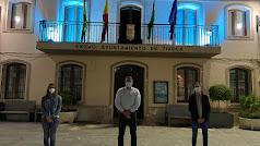Autoridades del Ayuntamiento de Tíjola.