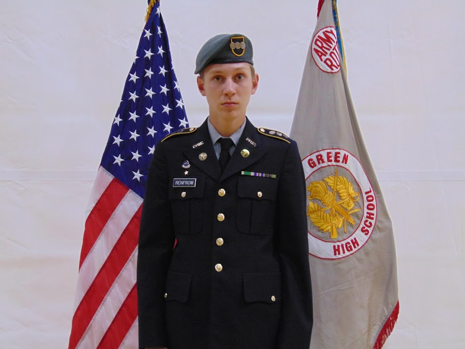 Cadet CPT Renfrow