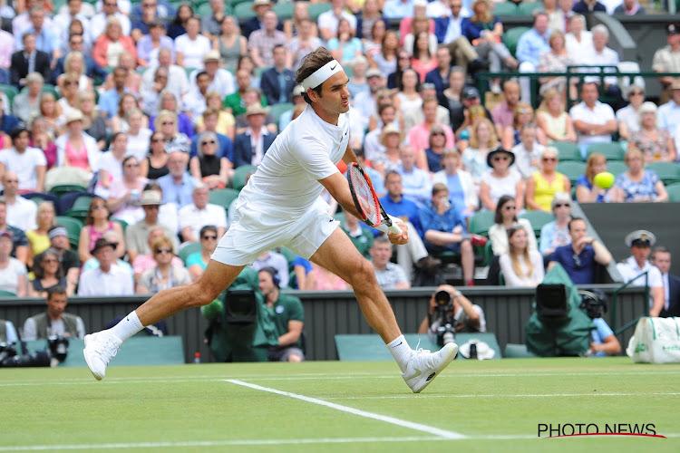 🎥 Ook dit maakt Wimbledon geweldig: kampioenen à la Federer die zwoegen en/of sneuvelen in eerste week
