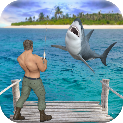 Fishing Sharks GO