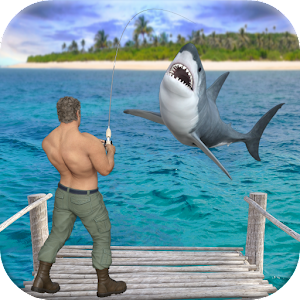 Fishing Sharks GO for PC and MAC