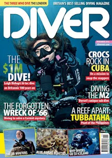 Diver Magazine- screenshot thumbnail