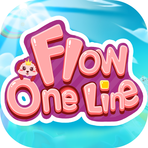Flow  One Line Puzzle Game