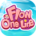 Flow - One Line Puzzle Game APK