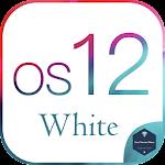 White OS 12 Theme For Huawei 1.3
