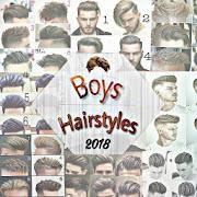 boys hairstyles 2018(offline)