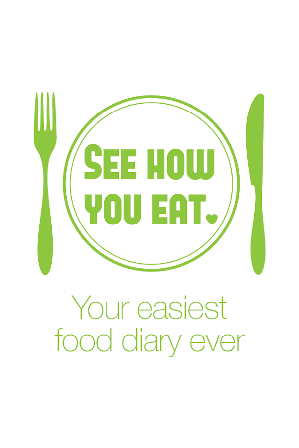 See How You Eat Diary- screenshot