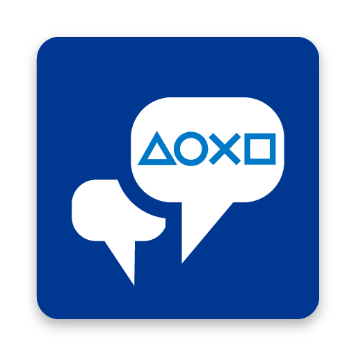 PlayStation Messages - Check your online friends Icon