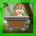 Kid Monkey Jungle Game : Free