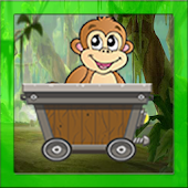 Kid Monkey Jungle Game : Free