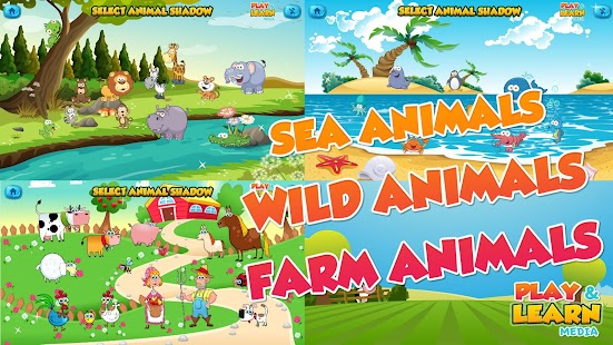 ?Animals Jigsaw Puzzles Coloring Pages for Kids? - náhled