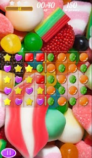 Candy Stars- screenshot thumbnail