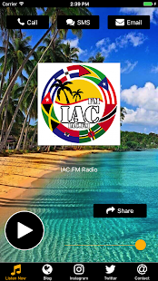 IAC.FM Radio- screenshot thumbnail