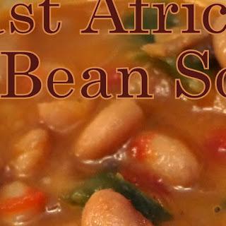East African Bean Soup Recipe