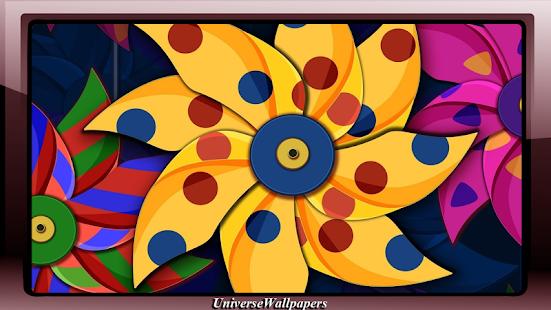 Pinwheel Wallpaper - náhled
