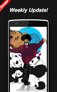 Ayo & Teo Wallpapers Art HD - Zaeni - náhled