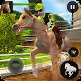 Transporter Truck Horse Stunts icon