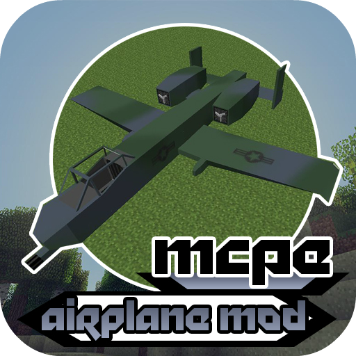 New MCPE AirPlane Mod