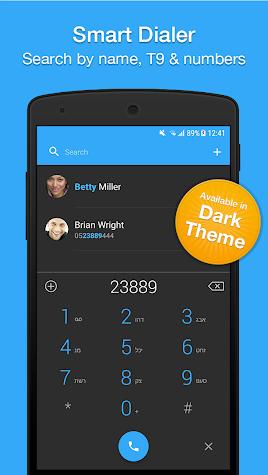 Contacts, Dialer, Phone & Call Block by Simpler Screenshot