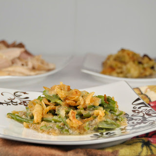 Green Bean Casserole With French Fried Onions Recipes