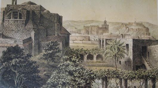 Los monasterios y conventos de Almería eran muchos y llenos de historia