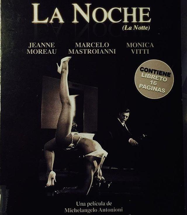 La noche (1961, Michelangelo Antonioni)