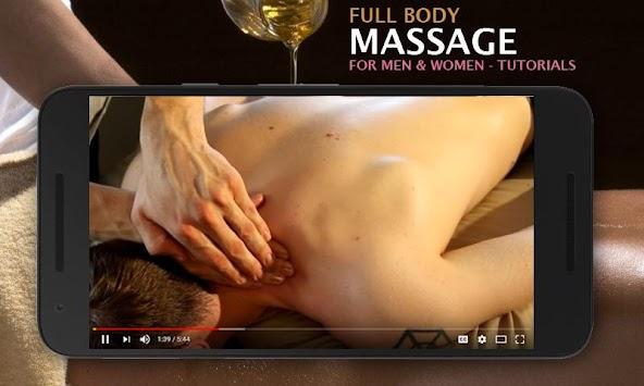 Full Body Sport Massage Videos Poster