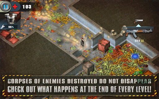 Alien Shooter Free 4.2.5 screenshots 17