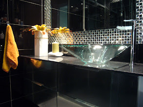 Photo: Common Toilet - Glass Sink