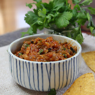 Roasted Mexican Salsa Recipe